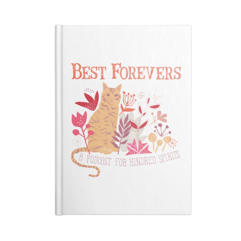Ferguson Accessories Notebook by Best Forever Pod