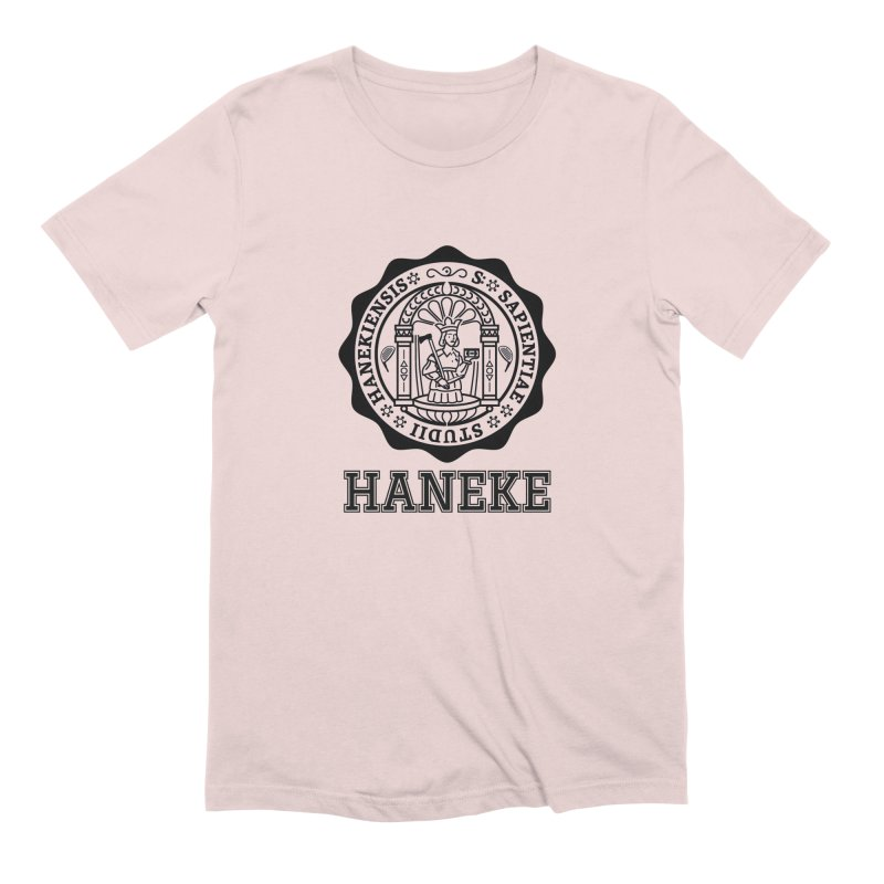 Haneke Is My College Men's Extra Soft T-Shirt by Best Part Productions - Shirts and Stuff
