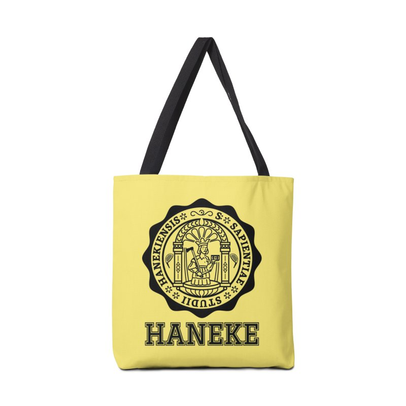 Haneke Is My College Accessories Bag by Best Part Productions - Shirts and Stuff