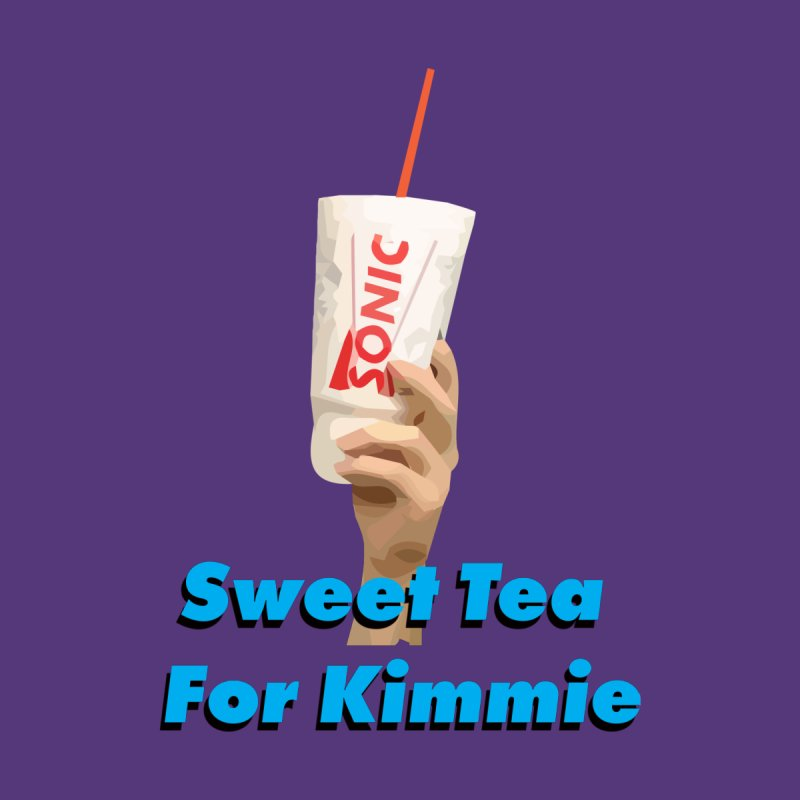 Sweet Tea For Kimmie Men's V-Neck by Best Part Productions - Shirts and Stuff