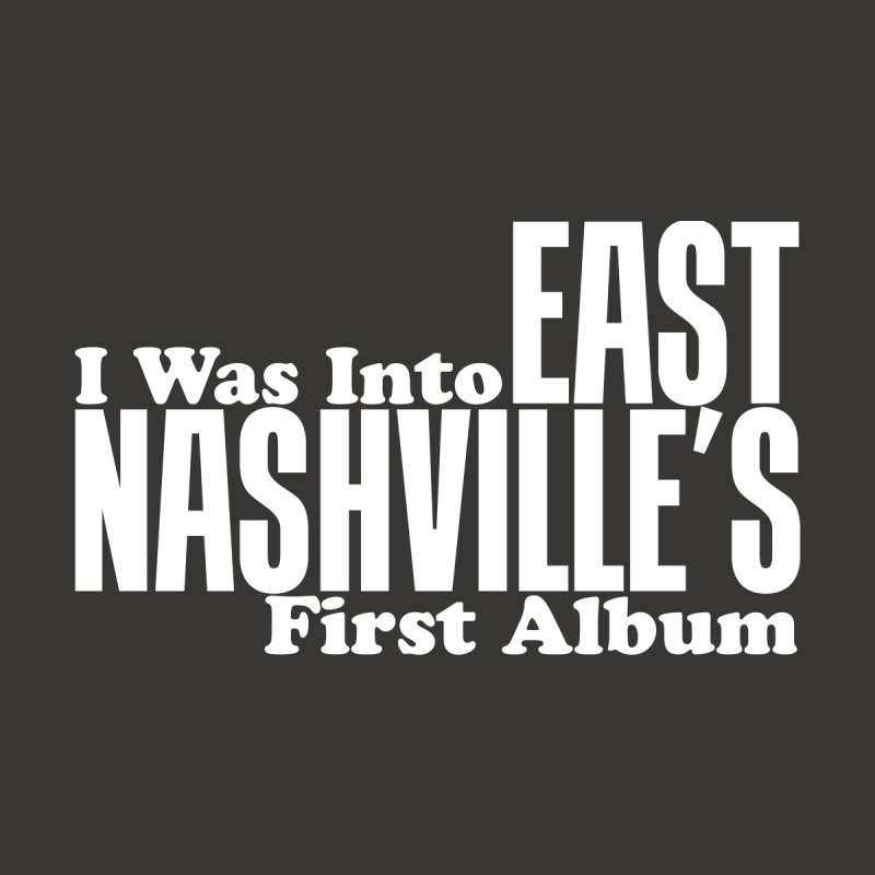 East Nashville's First Album Women's V-Neck by Best Part Productions - Shirts and Stuff