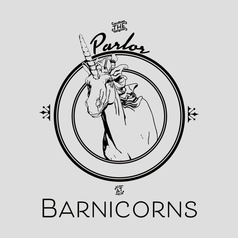 The Parlor At Barnicorns Women's Scoop Neck by Best Part Productions - Shirts and Stuff
