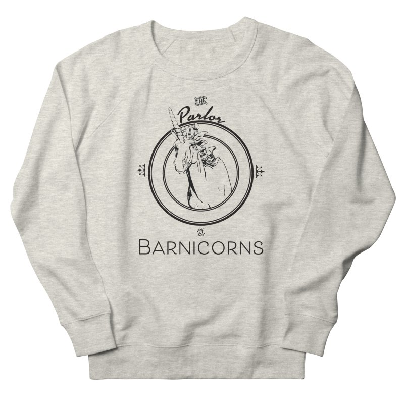 The Parlor At Barnicorns Men's French Terry Sweatshirt by Best Part Productions - Shirts and Stuff