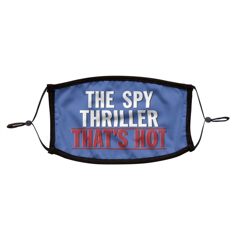 The Spy Thriller That's Hot - Ipcress File Accessories Face Mask by Best Part Productions - Shirts and Stuff
