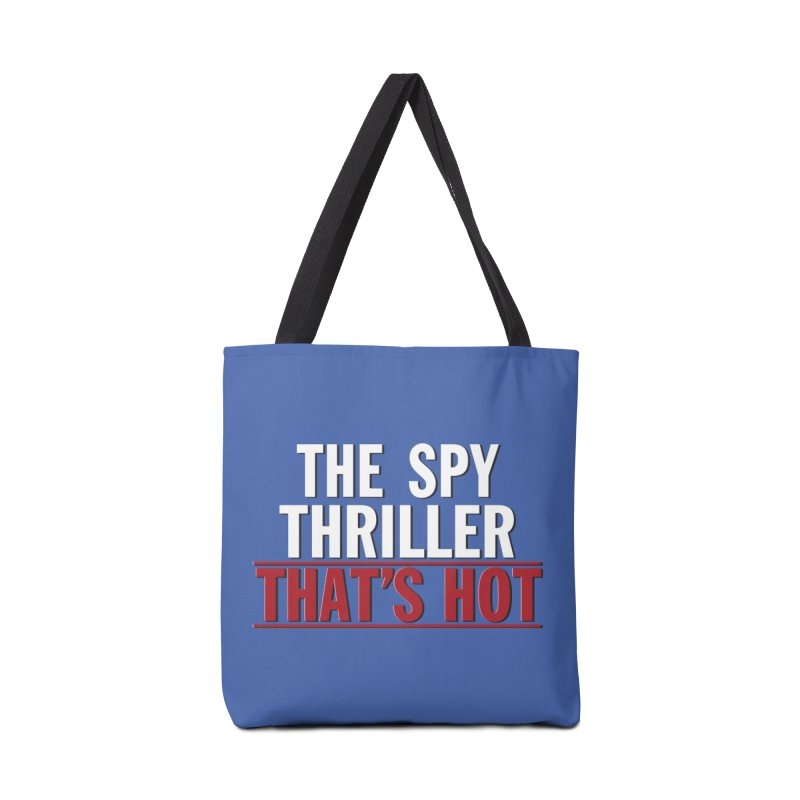 The Spy Thriller That's Hot - Ipcress File Accessories Bag by Best Part Productions - Shirts and Stuff