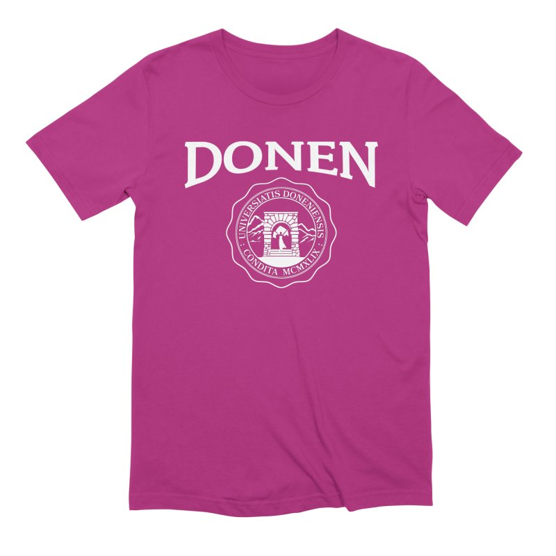 Donen Is My College Men's T-Shirt by Best Part Productions - Shirts and Stuff