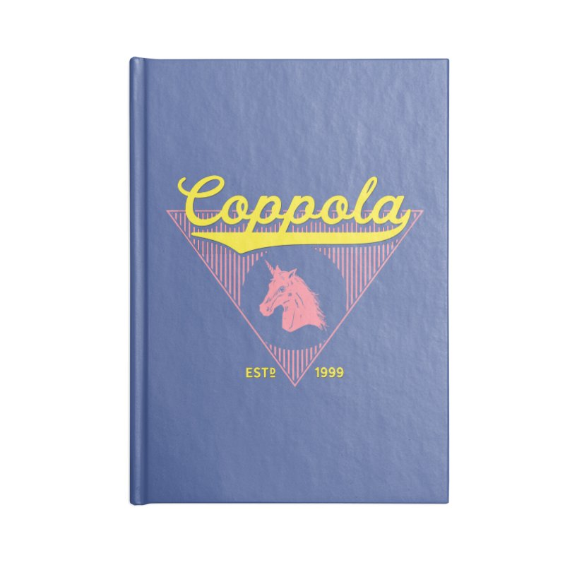 Sofia Coppola Is My College Accessories Notebook by Best Part Productions - Shirts and Stuff