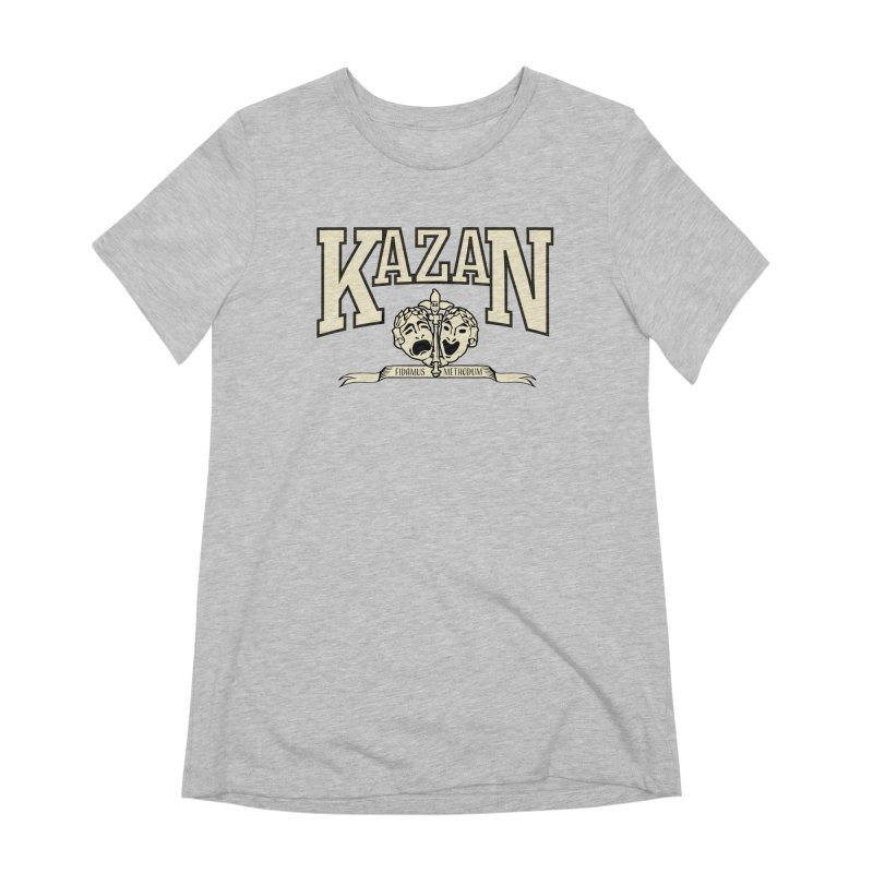 Kazan Is My College Women's Extra Soft T-Shirt by Best Part Productions - Shirts and Stuff
