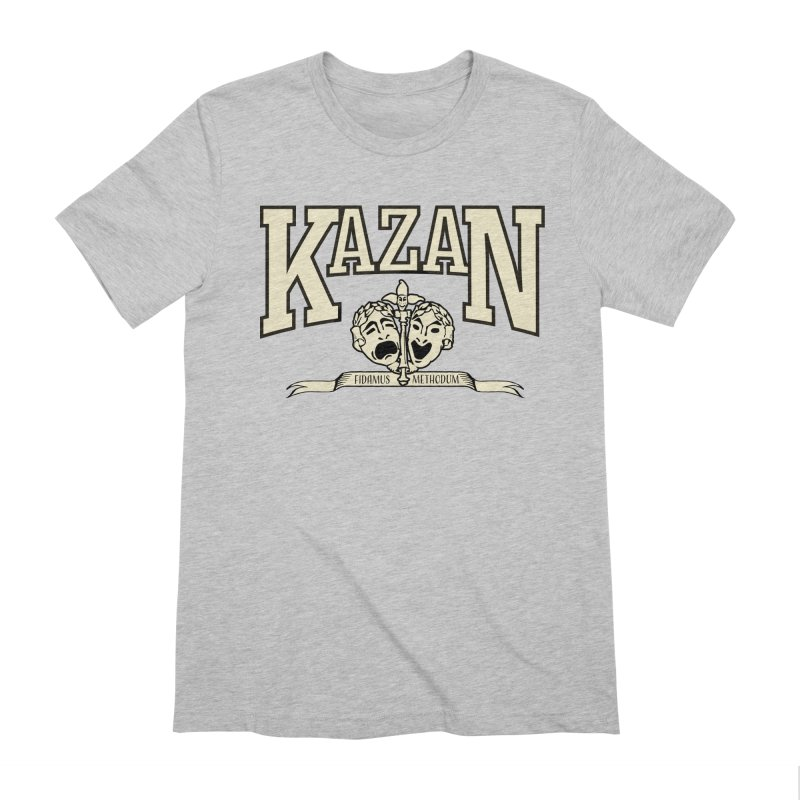 Kazan Is My College Men's Extra Soft T-Shirt by Best Part Productions - Shirts and Stuff