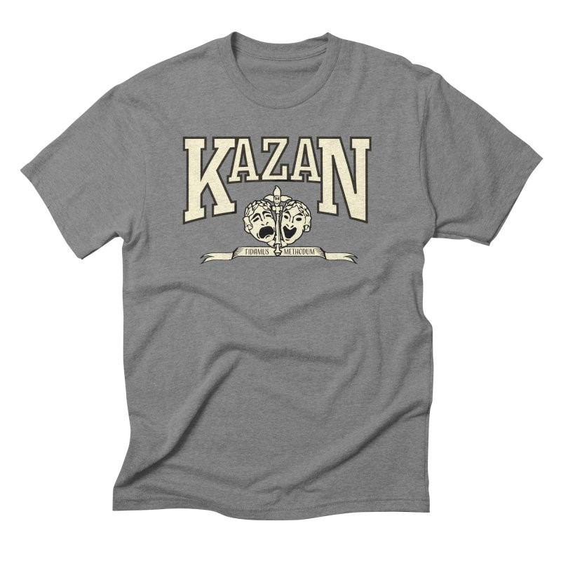 Kazan Is My College Men's Triblend T-Shirt by Best Part Productions - Shirts and Stuff