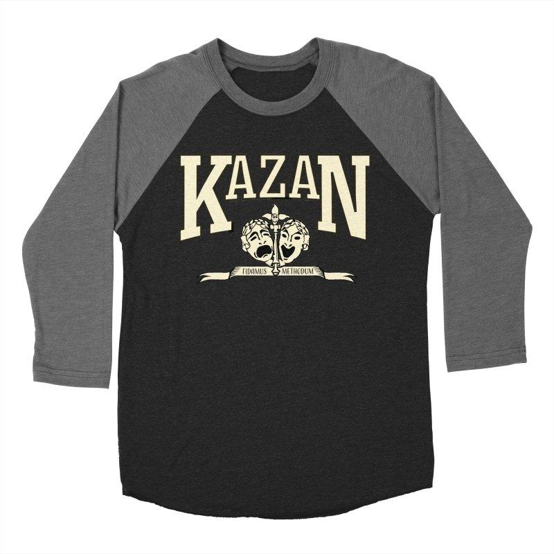 Kazan Is My College Women's Baseball Triblend Longsleeve T-Shirt by Best Part Productions - Shirts and Stuff