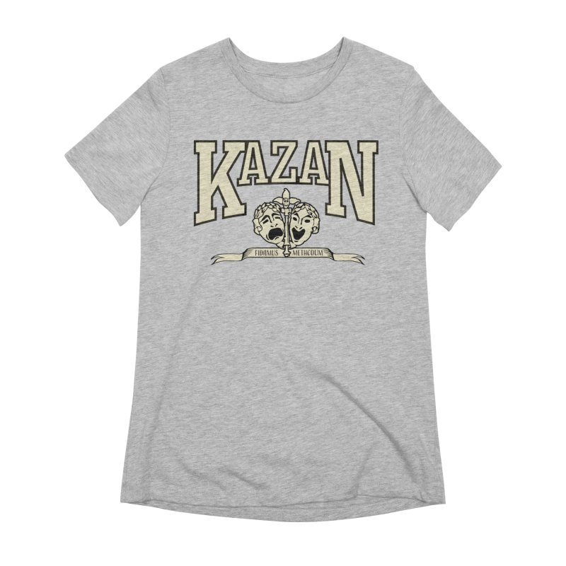 Kazan Is My College Women's T-Shirt by Best Part Productions - Shirts and Stuff