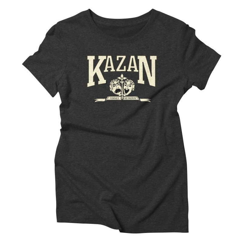 Kazan Is My College Women's Triblend T-Shirt by Best Part Productions - Shirts and Stuff