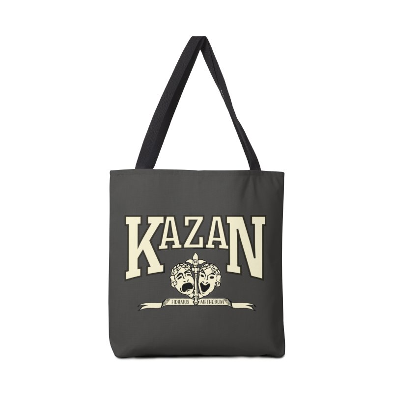 Kazan Is My College Accessories Bag by Best Part Productions - Shirts and Stuff