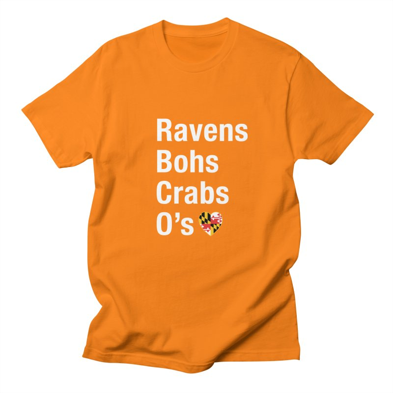 Ravens Bohs Crabs O's Women's Regular Unisex T-Shirt by Betches Guide to Cancer Shop