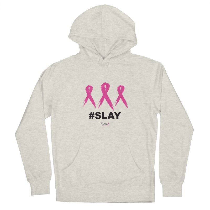 #SLAY Cancer Men's French Terry Pullover Hoody by Betches Guide to Cancer Shop