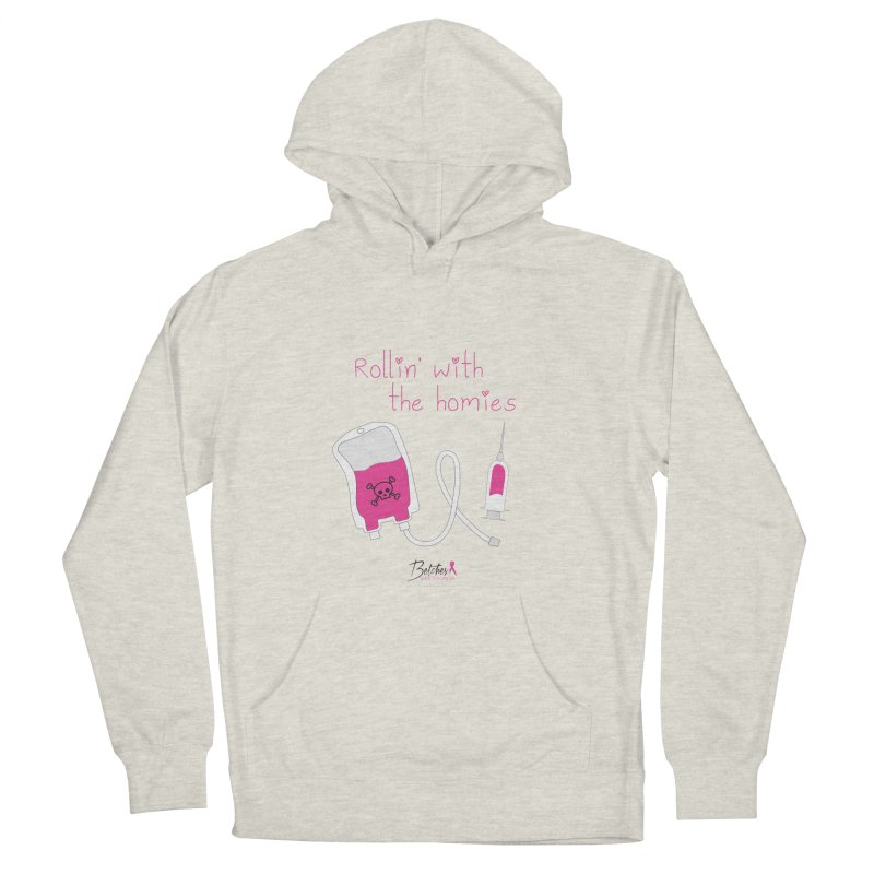 My homies Women's French Terry Pullover Hoody by Betches Guide to Cancer Shop