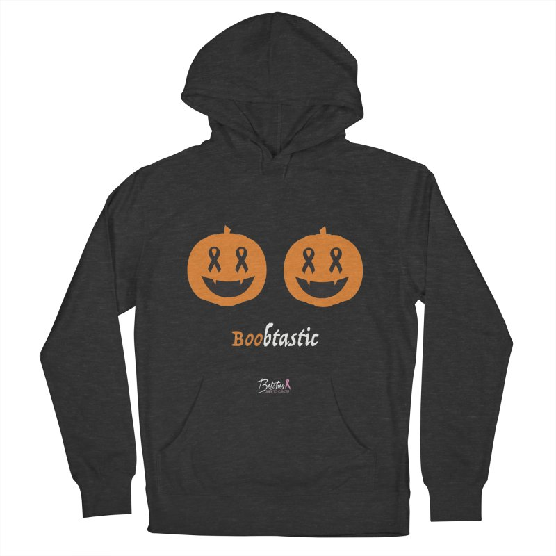 Boobtastic - Halloween Women's Pullover Hoody by Betches Guide to Cancer Shop