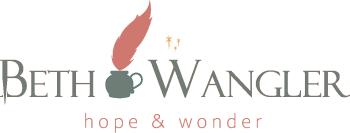 Beth Wangler Merch Logo