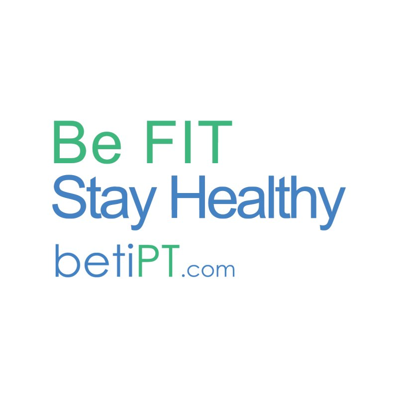 Be Fit Stay Healthy Men's Longsleeve T-Shirt by betiPT's Artist Shop
