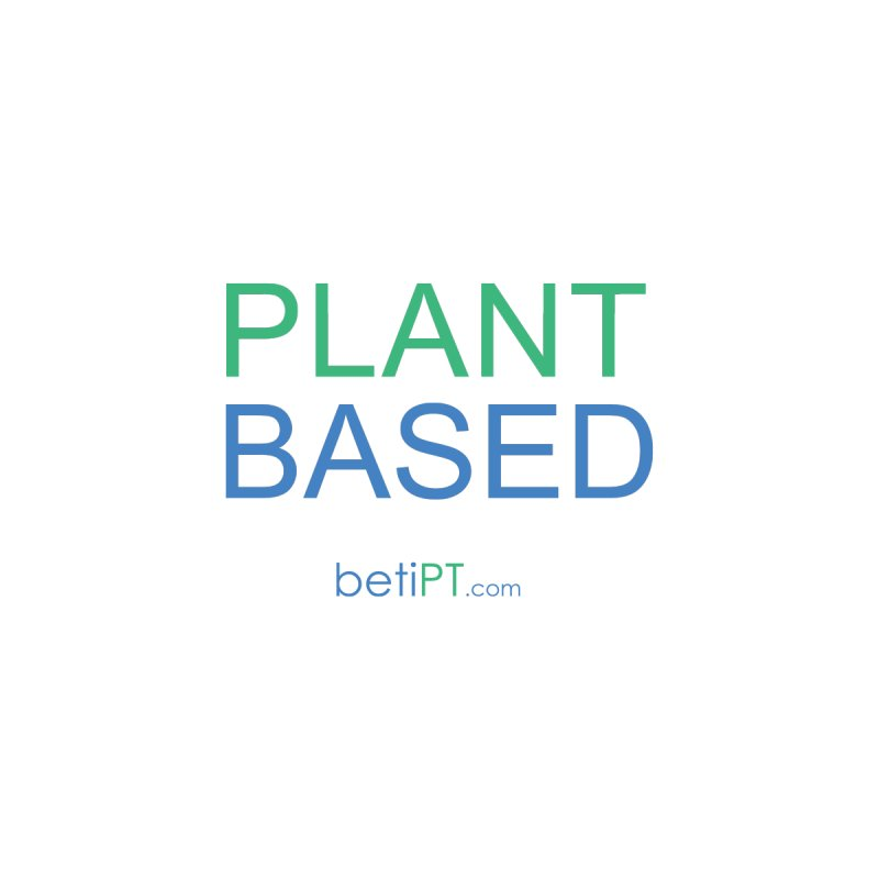 Plant Based Men's T-Shirt by betiPT's Artist Shop