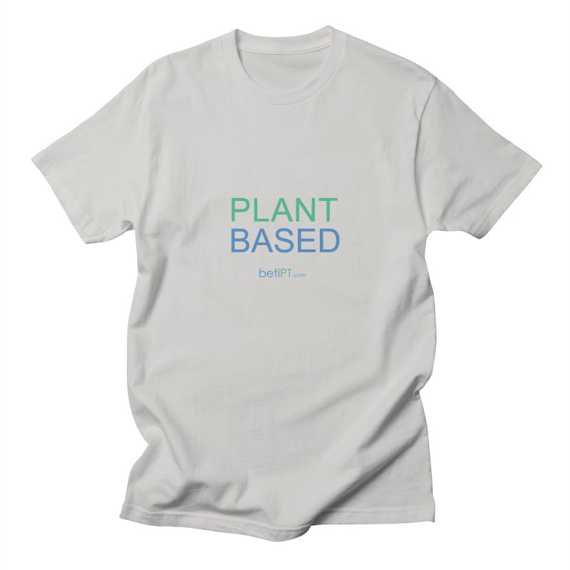 Plant Based Men's Regular T-Shirt by betiPT's Artist Shop