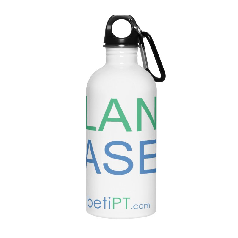 Plant Based Accessories Water Bottle by betiPT's Artist Shop