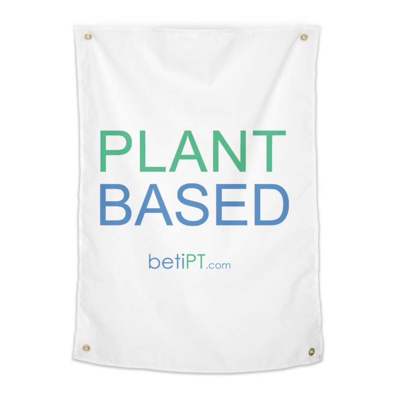 Plant Based Home Tapestry by betiPT's Artist Shop