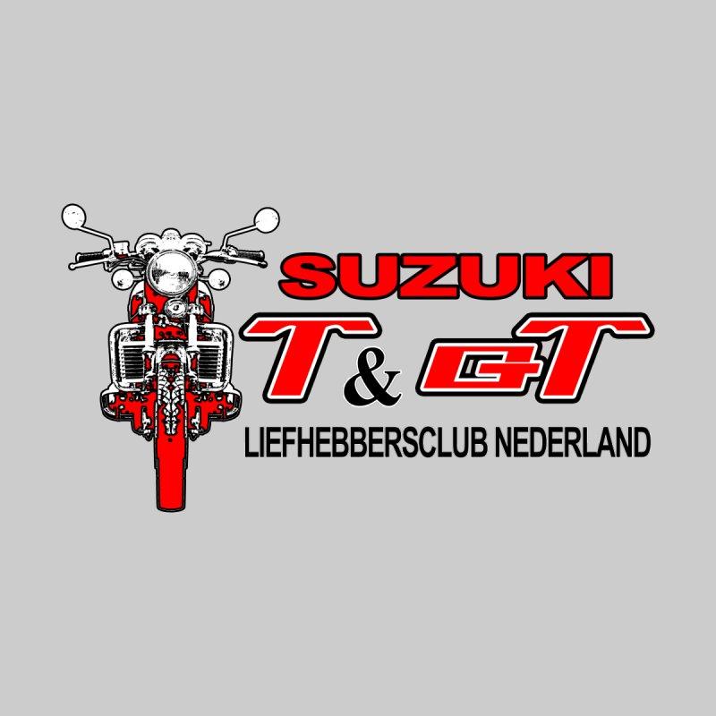 Suzuki T&GT Club | Classic Bike Gift | I love my Suzuki Men's T-Shirt by bettiena's Artist Shop