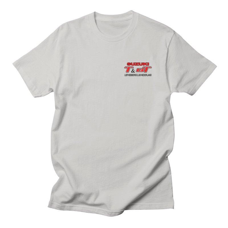 Suzuki T&GT Club Nederland Men's T-Shirt by bettiena's Artist Shop