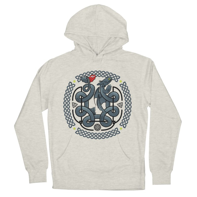 The Dragon's Knot Men's Pullover Hoody by beware1984's Artist Shop