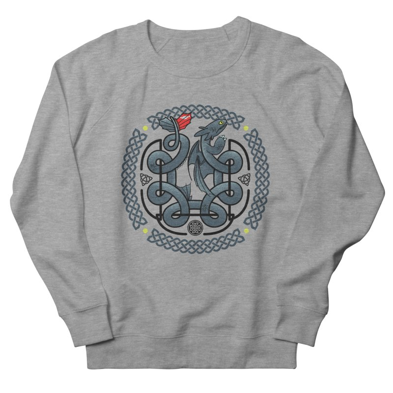 The Dragon's Knot Women's Sweatshirt by beware1984's Artist Shop