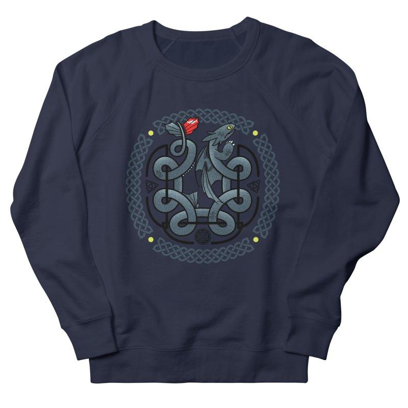 The Dragon's Knot Women's Sweatshirt by beware1984's Artist Shop