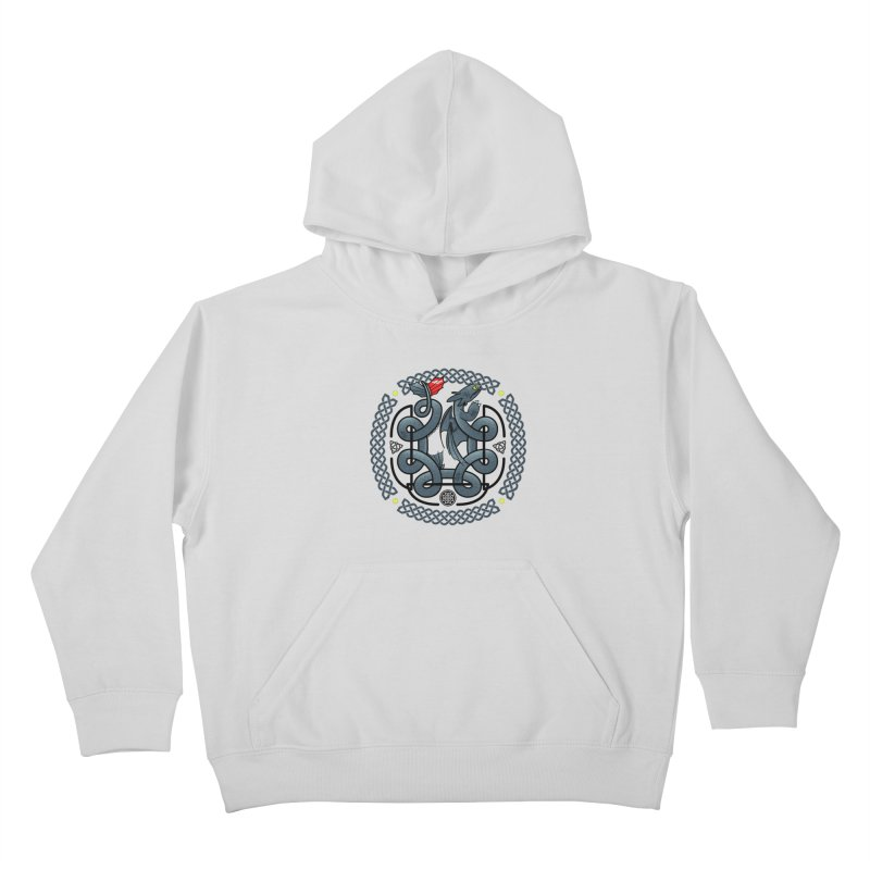The Dragon's Knot Kids Pullover Hoody by beware1984's Artist Shop