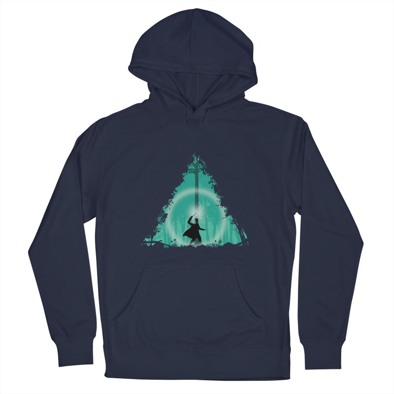 Hallowed Ground Women's Pullover Hoody by beware1984's Artist Shop