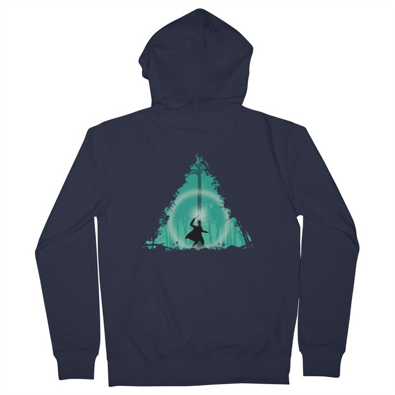 Hallowed Ground Women's Zip-Up Hoody by beware1984's Artist Shop