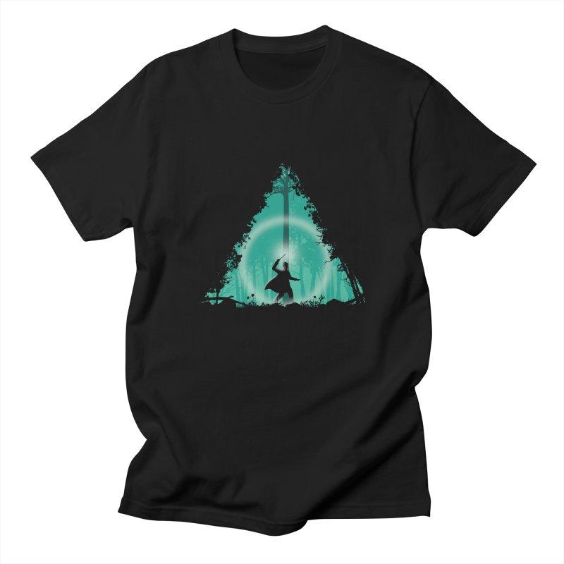 Hallowed Ground Men's T-Shirt by beware1984's Artist Shop