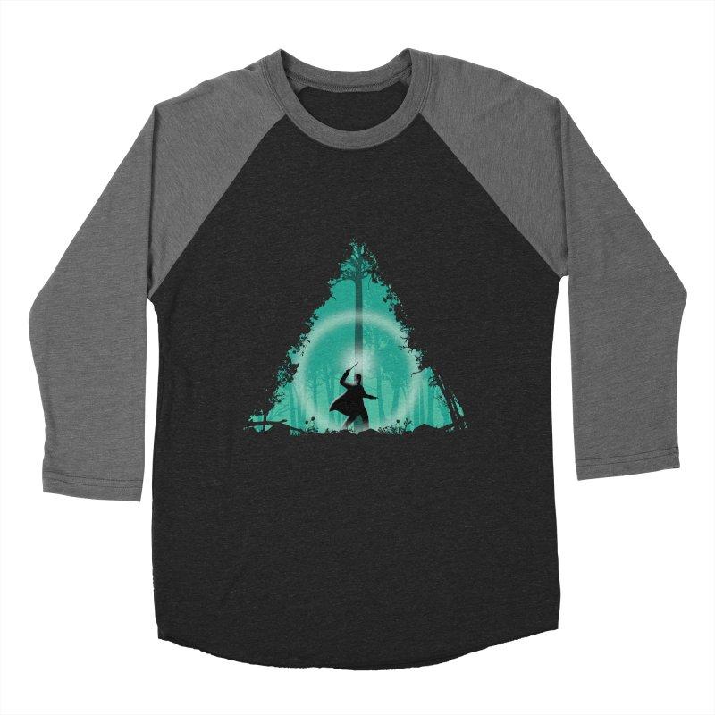 Hallowed Ground Women's Baseball Triblend T-Shirt by beware1984's Artist Shop
