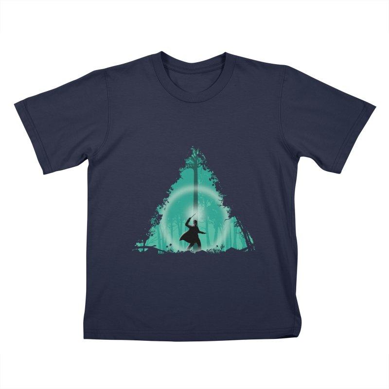 Hallowed Ground Kids T-Shirt by beware1984's Artist Shop