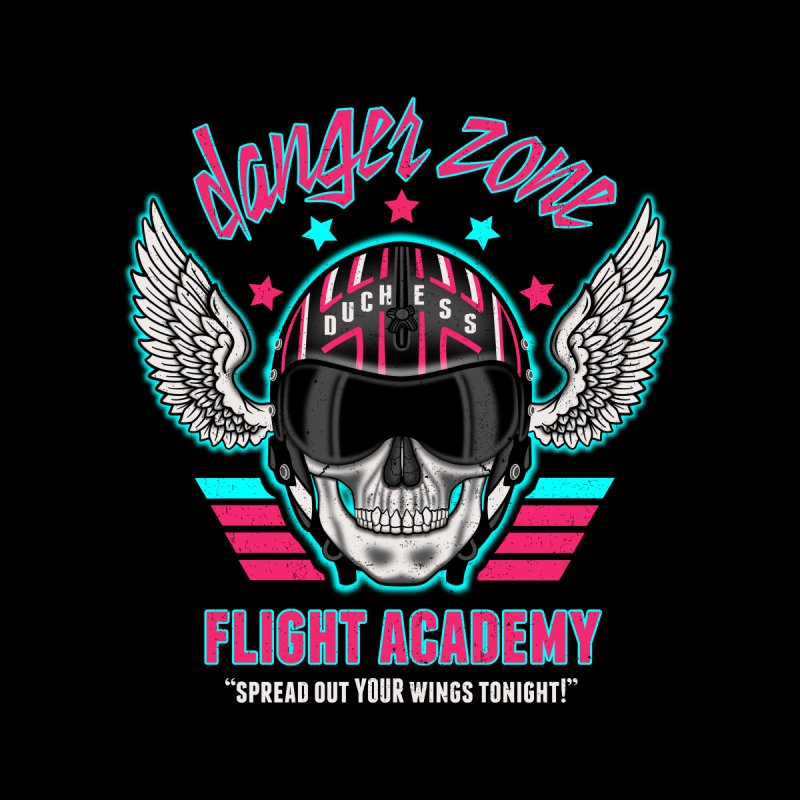 Danger Zone Flight Academy   by beware1984's Artist Shop