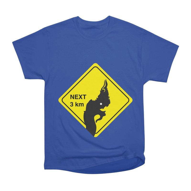 Naga ahead Women's Classic Unisex T-Shirt by BeyondMekong | Inspired by SEA Wanderlust