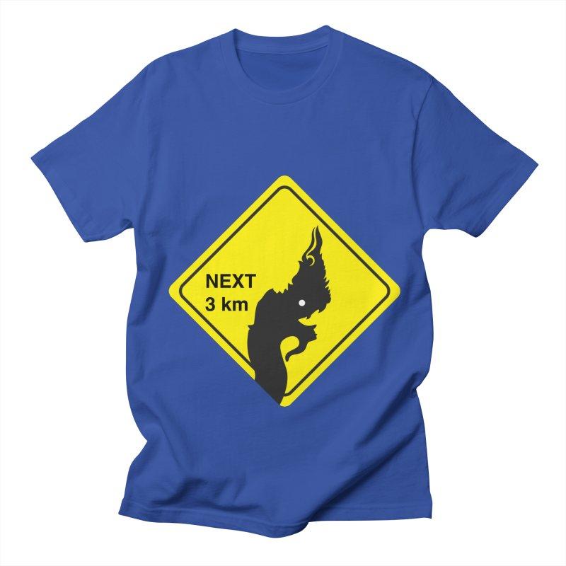 Naga ahead Men's Regular T-Shirt by BeyondMekong | Inspired by SEA Wanderlust