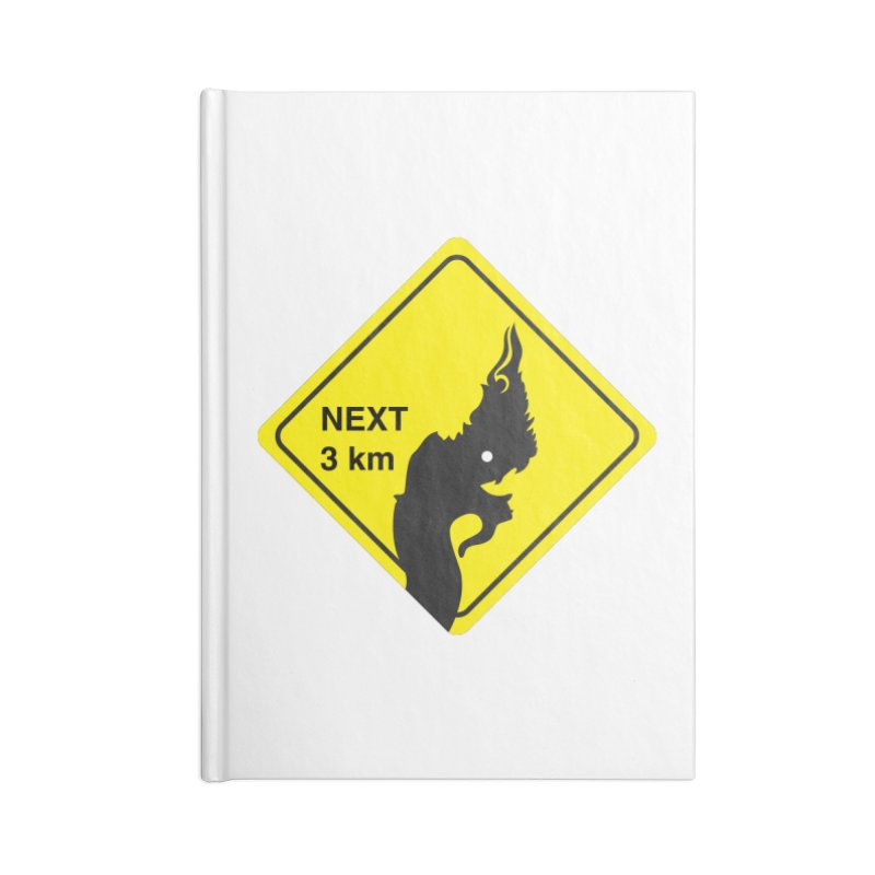 Naga ahead Accessories Notebook by BeyondMekong | Inspired by SEA Wanderlust