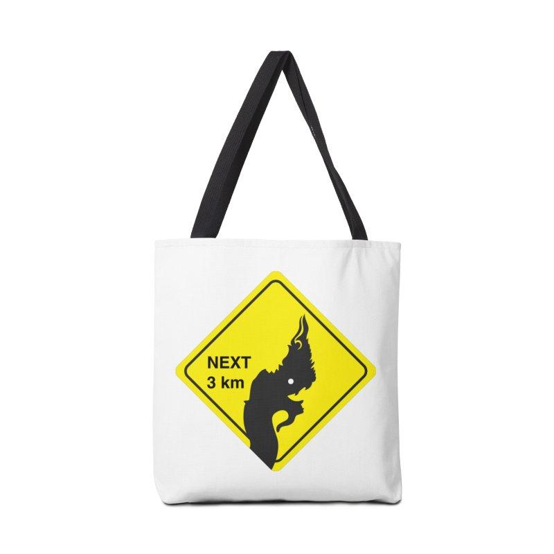 Naga ahead Accessories Tote Bag Bag by BeyondMekong | Inspired by SEA Wanderlust