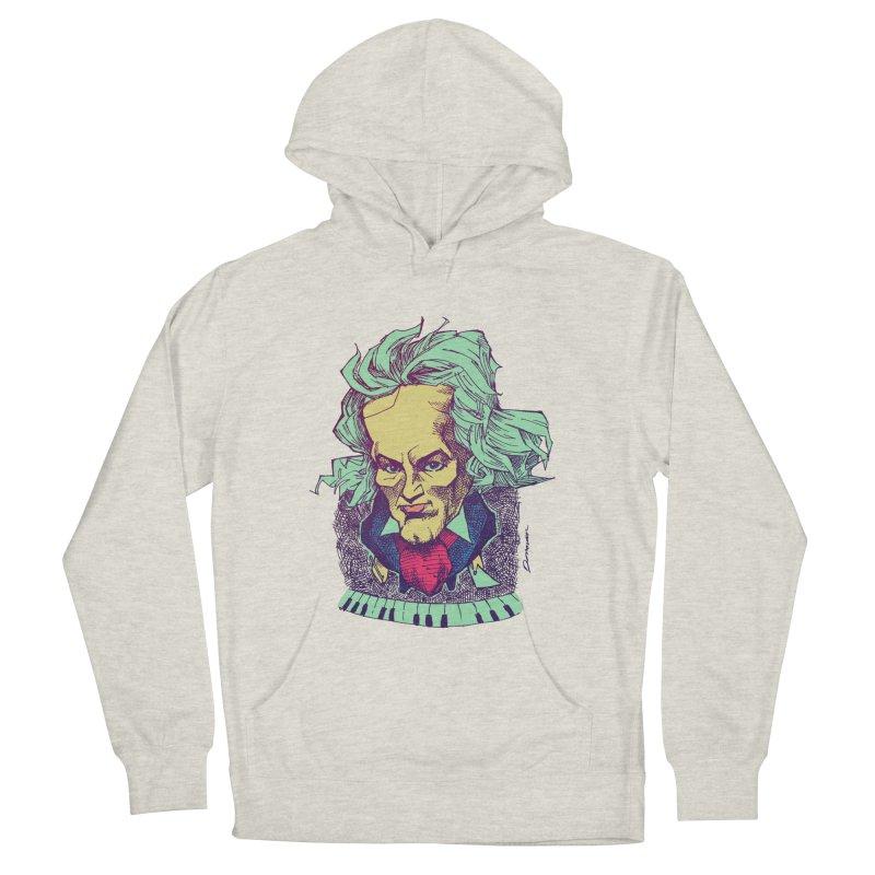 Ludwig Van B Men's Pullover Hoody by Donovan Alex's Artist Shop