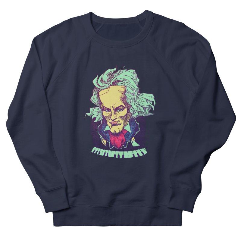 Ludwig Van B Men's Sweatshirt by Donovan Alex's Artist Shop