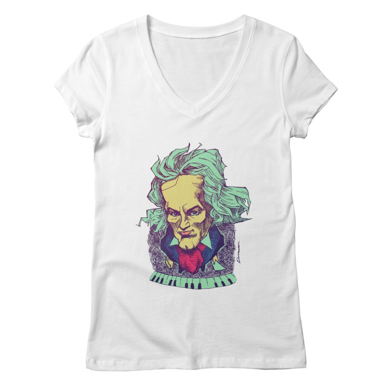 Ludwig Van B   by Donovan Alex's Artist Shop