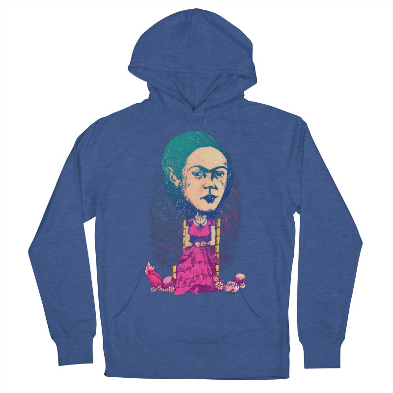 Frida Women's Pullover Hoody by Donovan Alex's Artist Shop