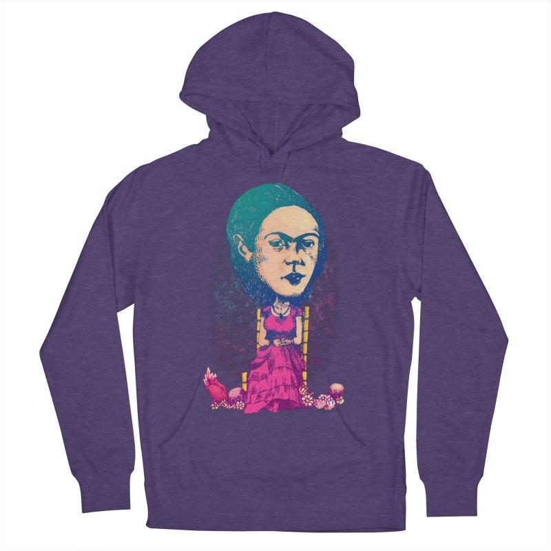 Frida Women's Pullover Hoody by Donovan Alex's Artist Shop