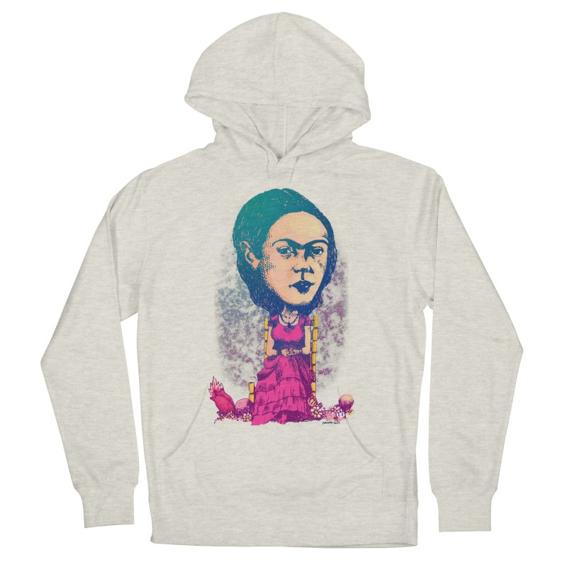 Frida Men's Pullover Hoody by Donovan Alex's Artist Shop